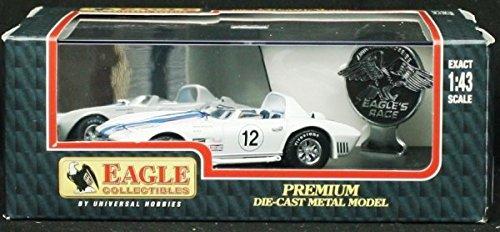 Eagles Race 1:43 Chevrolet Corvette GT Roadster No.12 Bridgehampton #2004*