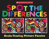 Brain-Teasing Picture Puzzles, Steven Rosen, 0545082137