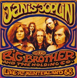 Janis Joplin - Big Brother & The Holding Company/Janis Joplin