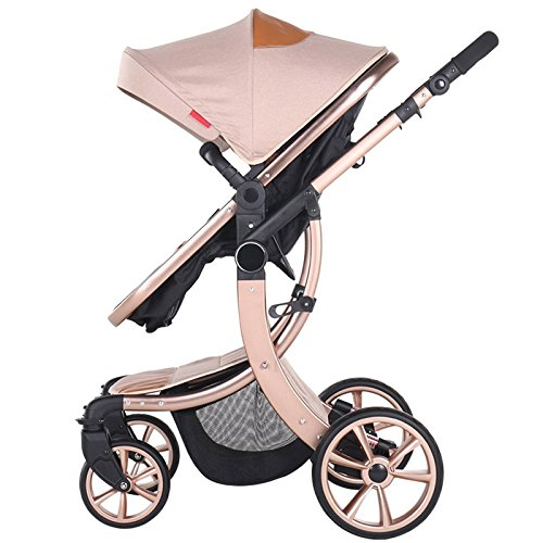 Double Pram For Newborn And 3 Year Old - 6