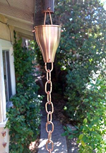 Rain Chains, Inc. LINK CHAIN REDUCER - COPPER