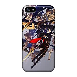 Durable Case For The Iphone 5/5s- Eco-friendly Retail Packaging(fire Emblem: Awakening)