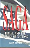 img - for Saga: Israel and the Demise of Nations book / textbook / text book