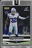 Orlando Scandrick Manufacturer ENCASED Uncirculated #1/1 (Football Card) 2016-17 Panini Instant NFL - [Base] - Black Masterpiece #300