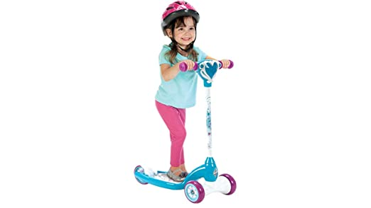 Amazon.com: Huffy 58575 - Patinete infantil para niñas ...