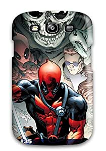 Deadpool Case Compatible With Galaxy S3/ Hot Protection Case