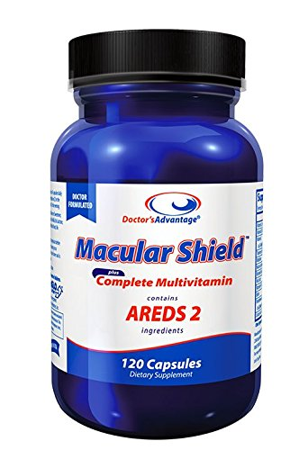 Doctor s Advantage Products Macular Shield Areds 2 Plus Complete Multivitamin, 120 Count