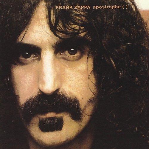 CD : Frank Zappa - Apostrophe [']