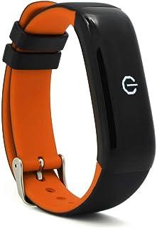 LCM Bracciale Bluetooth Smart 4.0 Per Il Monitoraggio Della Pressione Sanguigna Bluetooth Smart Wristband,Black