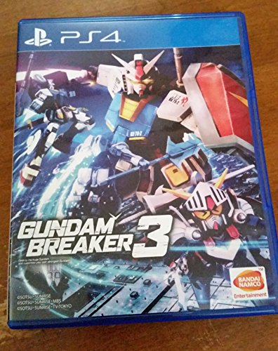Gundam Breaker 3 (English Subs) for PlayStation 4 [PS4]