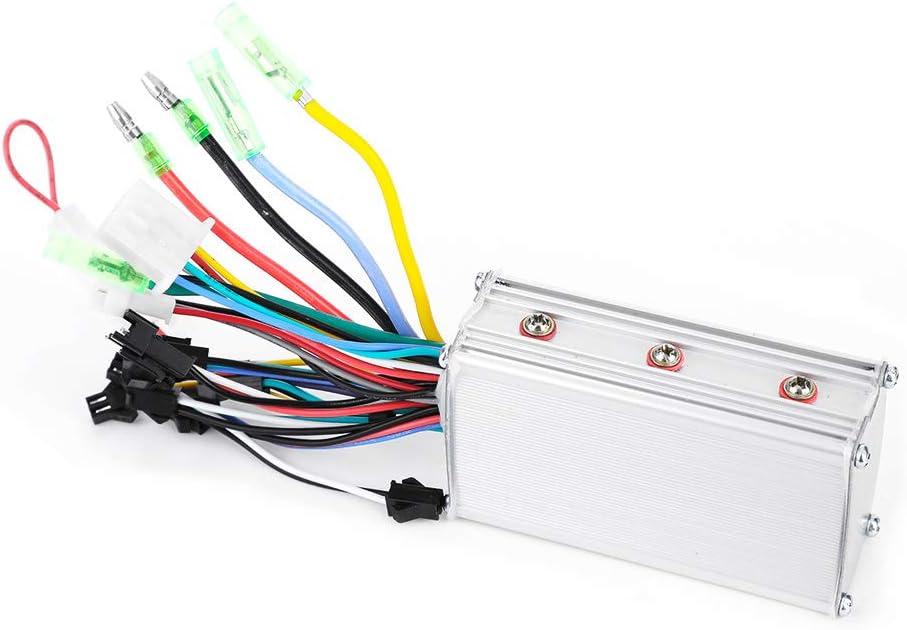 Keenso Controlador y LCD, Kit de Controlador de Motor Sin Cepillo ...