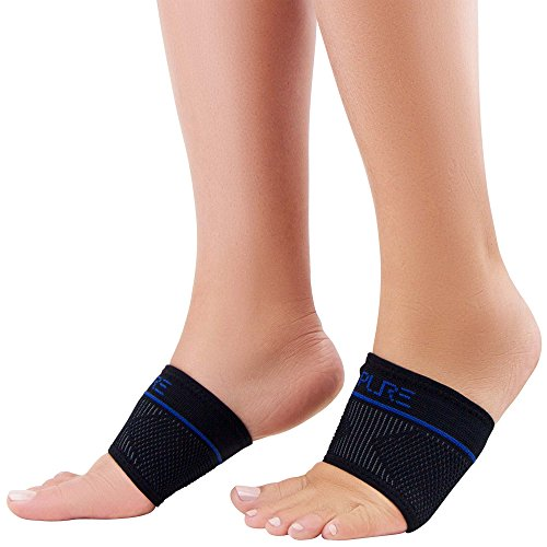 Plantar Fasciitis Arch Supports - Compression Bands for P...