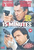 15 Minutes [Reino Unido] [DVD]