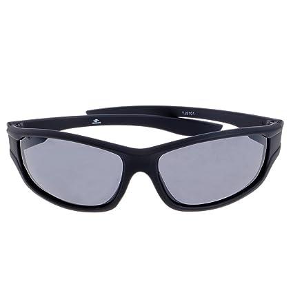 Fogun Gafas de Sol polarizadas Hombre, Gafas de Ciclismo para Deportes al Aire Libre,