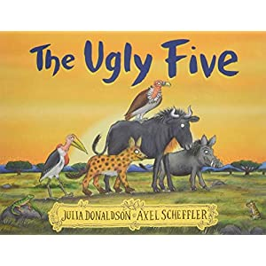 The-Ugly-Five-1Paperback--14-Jun-2018