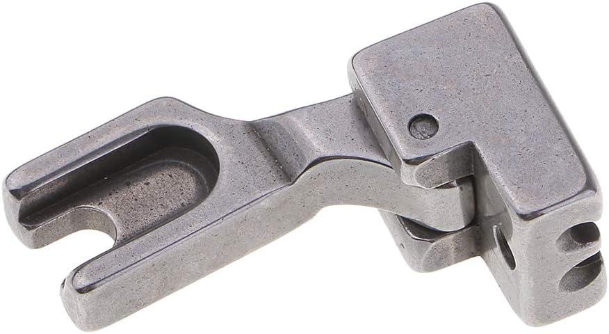 Baoblaze Vástago con Bisagra Invisible con Cremallera para Máquina de Coser Industrial - S518