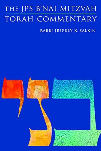 The JPS B'nai Mitzvah Torah Commentary (JPS Study Bible)