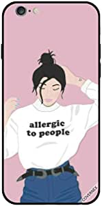 Case For iPhone 6 - Allergic To People