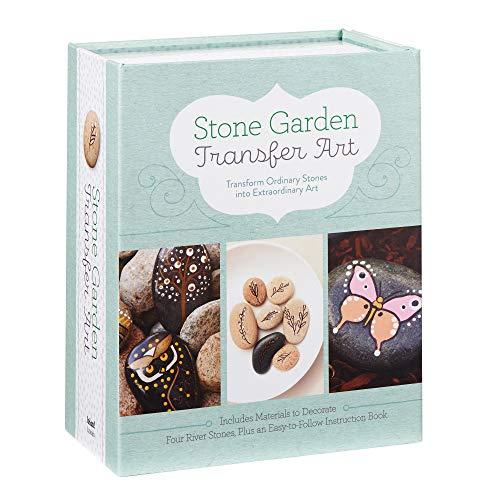 Stone Garden Transfer Art: Transform Ordinary Stones into Extraordinary Art