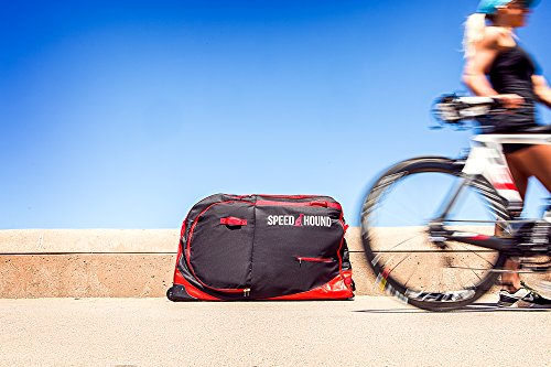 Flash Sale! Speed Hound FREEDOM Road and Mountain Bike Travel Bag/Case by Speed Hound (Image #6)