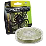 Spiderwire Braided Stealth Superline (125-Yard/50-Pound (4 Pack), Glow-Vis Green)