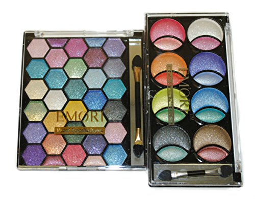 Pearl Sparkle 48 Elegant Eyeshadow Colors Makeup Kit Palette