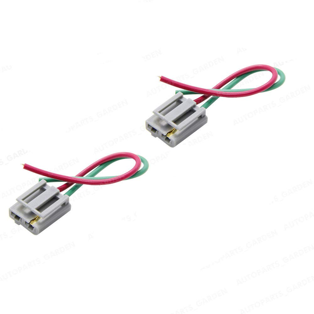 Amazon com: 2 Pcs HEI Distributor Connector Pigtail Wire Vent