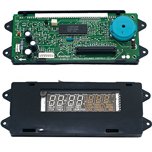 - Whirlpool W71001799 Range Oven Control Board and Clock Genuine Original Equipment Manufacturer (OEM) Part for Jenn-Air