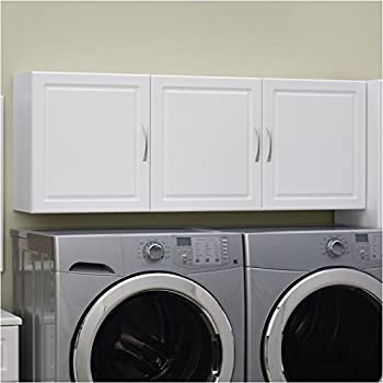 """Amazon.com: Ameriwood SystemBuild Kendall 54"""" Wall Cabinet"""