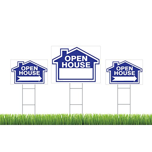 amazon warehouse house signs - 2