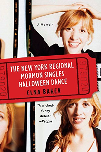 The New York Regional Mormon Singles Halloween Dance: A -