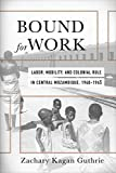 Bound for Work: Labor, Mobility, and Colonial Rule in Central Mozambique, 1940-1965 (Reconsiderations in Southern African History)