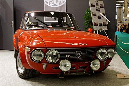 lancia-fulvia-engine-specifications