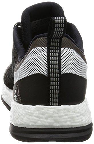 Adidas Pure Boost X TR 2, Scarpe da Corsa Donna, Nero (Negbas/Plamet/Ftwbla), 43 EU