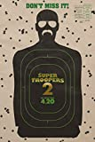 SUPER TROOPERS 2 (2018) Original Authentic Movie Poster 27x40 - Double - Sided
