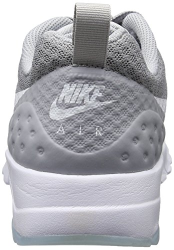 NIKE Männer Air Max Motion Low Cross Trainer Wolf Grau / Weiß