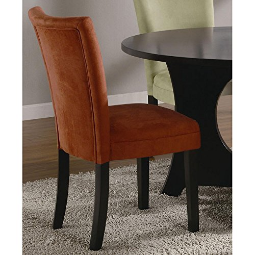 Coaster Furniture Bloomfield Dining Chair (Terracotta) (Set of 2) 101493 by Coaster Home Furnishings