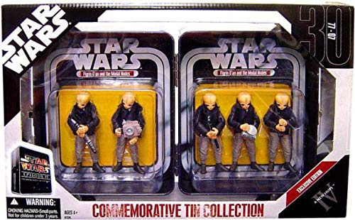 - Star Wars Cantina Band Action Figure Set
