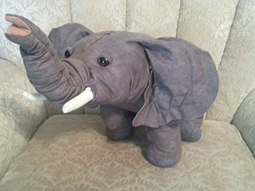 26-discovery-channel-suede-like-elephant-with-tusks-african-asia-realistic-plush-pose-able-trunk