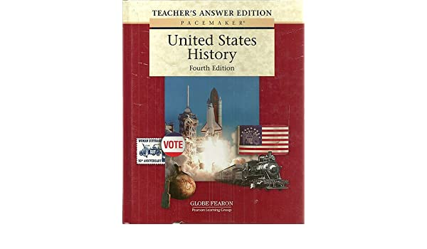 Pacemaker united states history teachers answer edition fourth pacemaker united states history teachers answer edition fourth edition 2004 fearon us history fearon 9780130244215 amazon books fandeluxe Image collections