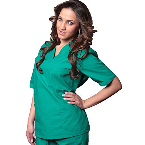 Royal shirt Uniforme Pantalon 100 T Coton V Hospitalier Aiesi nbsp; Col nvxwgYwaq