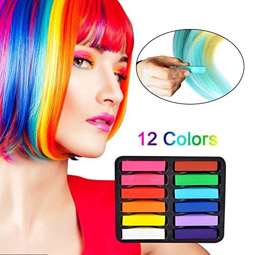 ELENKER™ Small Size Non-toxic Temporary Salon Kit Pastel