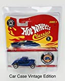 Car Case Hot Wheels Vintage Edition Protector For Redlines 5ct.