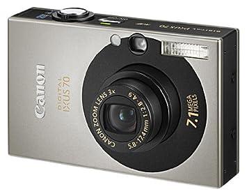 Canon ixus digitalkamera zoll silber schwarz amazon kamera