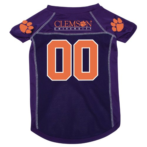 NCAA Clemson Tigers Pet Jersey,  Medium