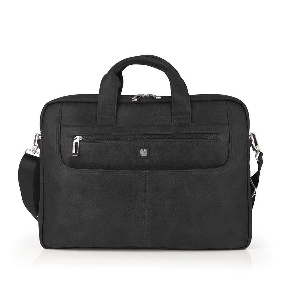 412fb819d4c Gabol 2-vak Laptoptas 15,6 inch Report Black: Amazon.de: Koffer, Rucksäcke  & Taschen