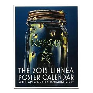 Linnea Design 2015 Poster Calendar
