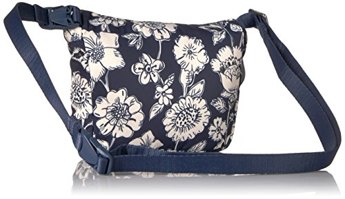 Bag Vera Floral Polyester Bradley Midtown Midnight Belt twYUwFqr