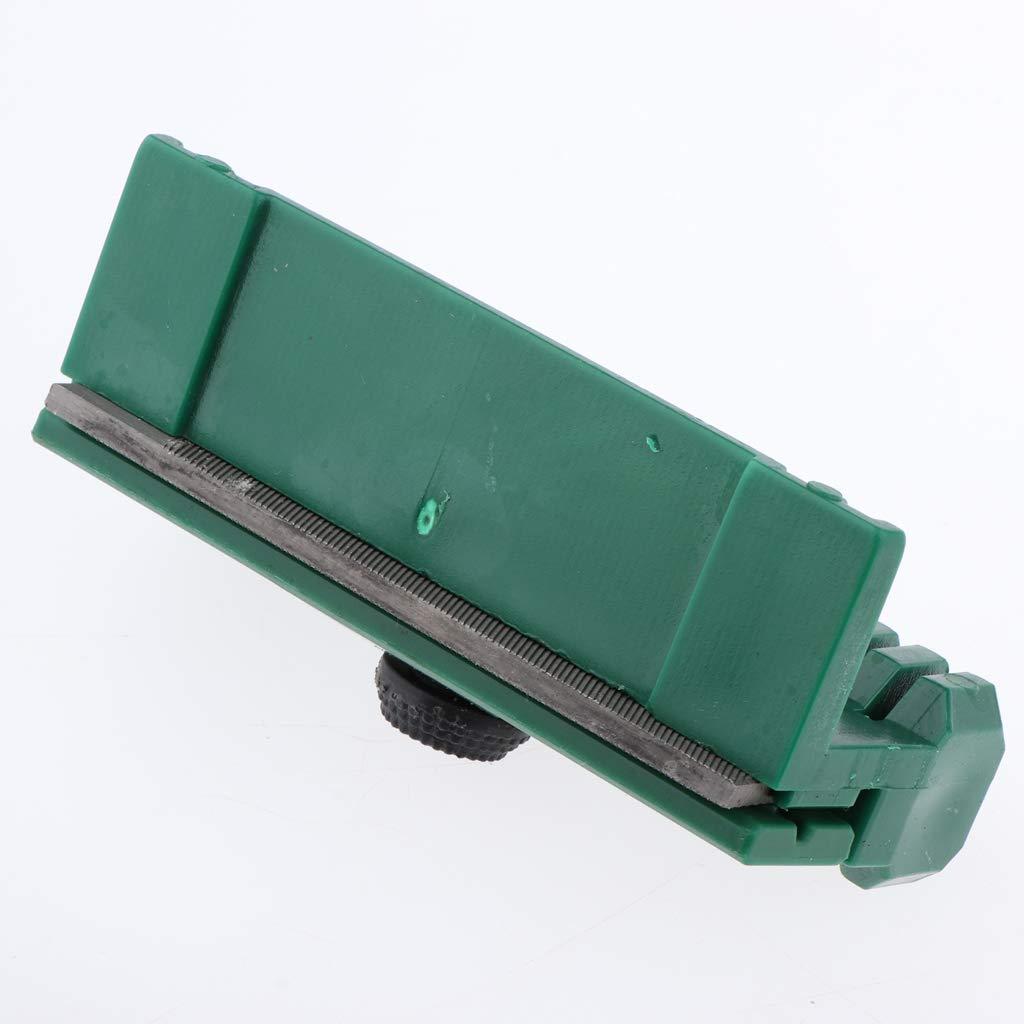 FLAMEER Kettens/äge Schienenrichter F/ührungsschienenrichter f/ür T/ägliche Maschine Schneiden Verletzungen