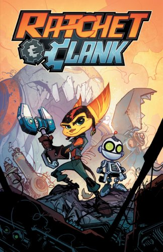 Ratchet and Clank by WildStorm (Image #1)